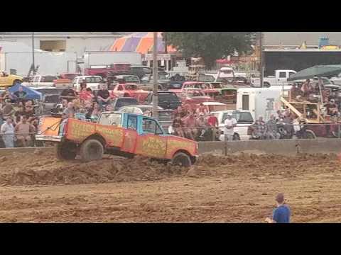 Rough truck MUSKINGUM COUNTY FAIR 2016