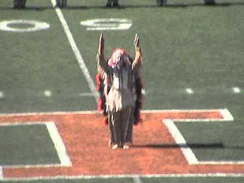 Chief Illiniwek - Final Homecoming Dance