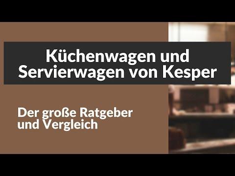 Kuchenwagen Und Servierwagen Von Kesper