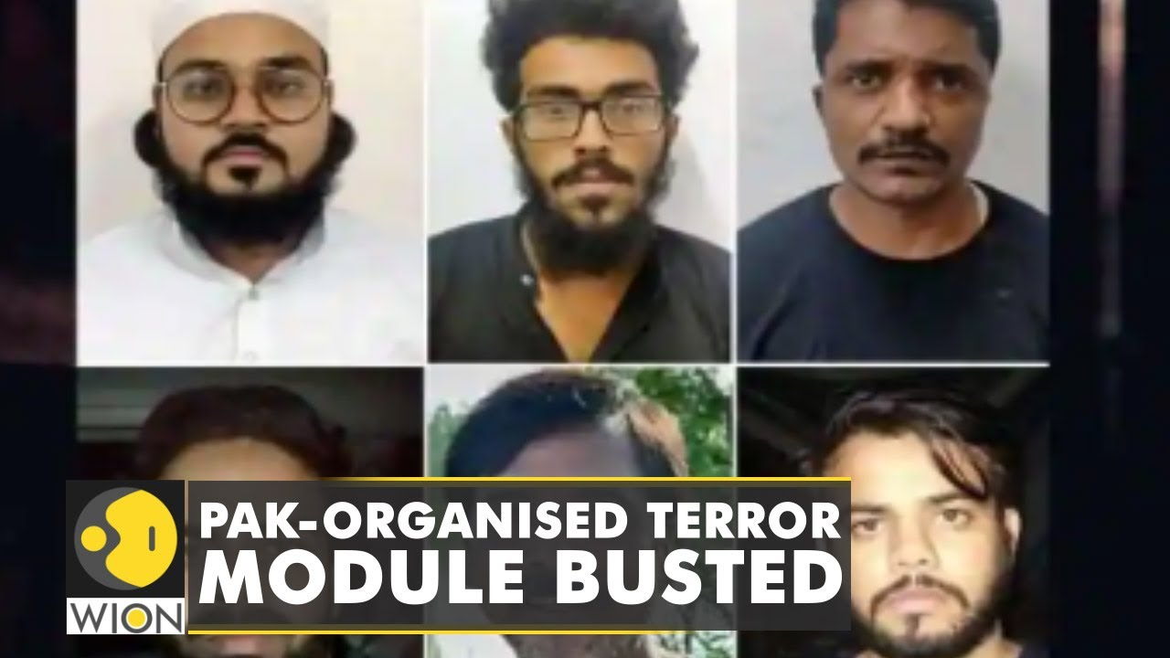 Download India: Six terror suspects arrested in New Delhi   Latest World English News   WION News