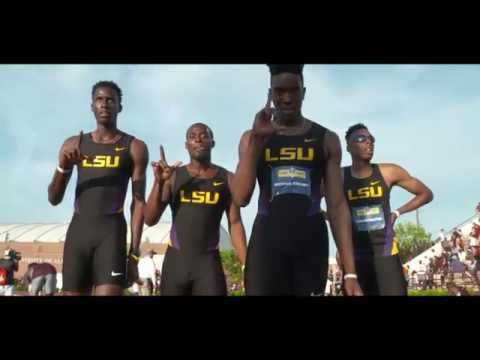 LSU Men's Track & Field: 2016 NCAA Championships Hype Video