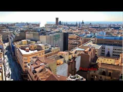 Travel to Madrid (Spain) HD