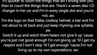 Eminem - Seduction Lyrics
