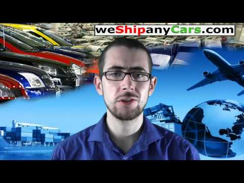 #1 Car Shipping Link to Africa from UK