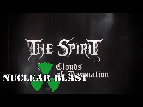 THE SPIRIT - The Clouds of Damnation  (OFFICIAL LYRIC VIDEO)
