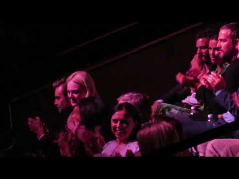 jamie dornan & amelia warner  mary shelley premiere  tiff  9917
