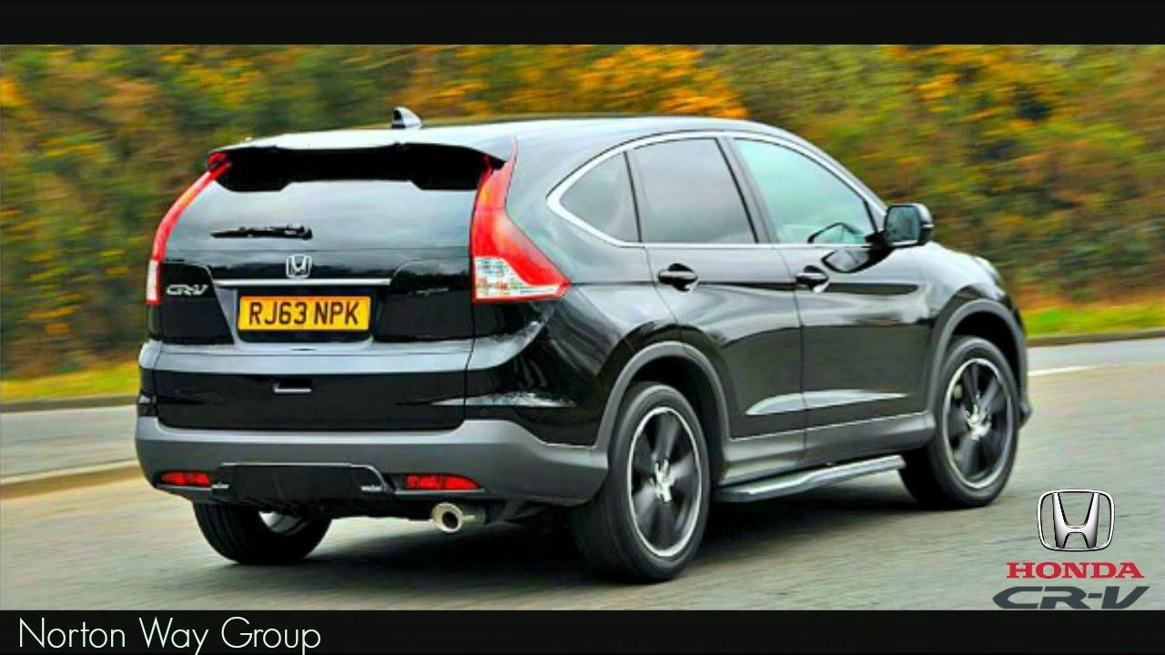 Honda CR V Black Edition 2016 Review  YouTube