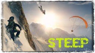 MÜKEMMEL BİR ATLAYIŞ | Steep