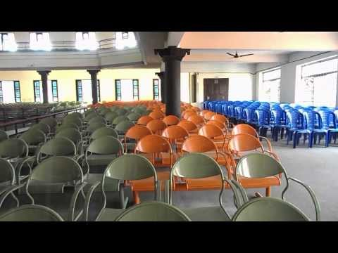 IRFAN Auditorium - Wide seating capacity