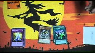 Yugioh Duelist Revolution Special Edition Pack (Happy Halloween 2010)