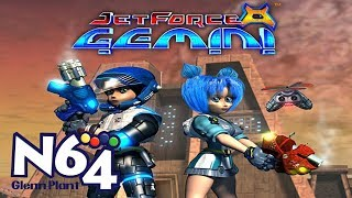Jet Force Gemini - Nintendo 64 Review - HD