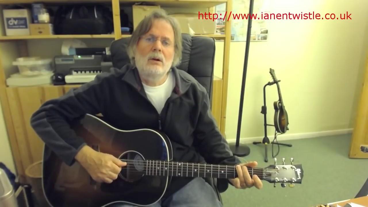 If tomorrow never comes garth brooks guitar lesson tab youtube hexwebz Gallery