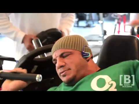 Big Ramy Full Shoulder Training   YouTube