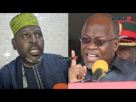 Sheikh Kipozeo: Rais Magufuli anatisha/ Nikikutana naye nitamwambia I love u