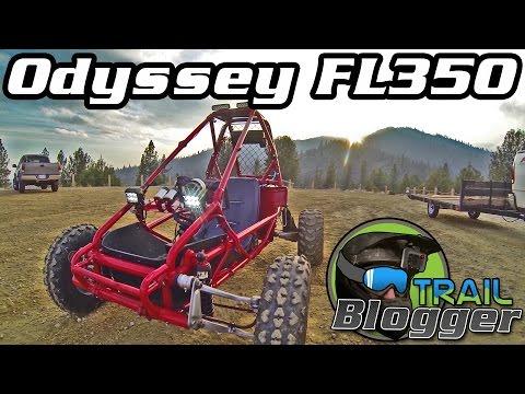 Honda Odyssey FL350 Rebuild