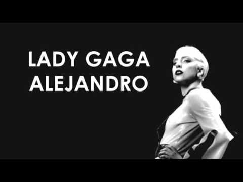 Lady Gaga - Alejandro 900% Slower (Ambient Edit)