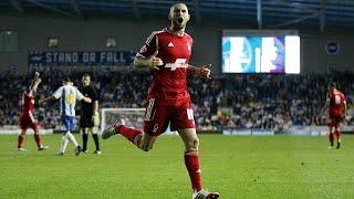 Highlights: Brighton 1-3 Forest (05.10.13)