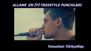 ALLÂME En iyi Freestyle Punchları