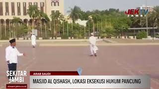 Video MASJID AL QISHASH, LOKASI EKSEKUSI HUKUM PANCUNG download MP3, 3GP, MP4, WEBM, AVI, FLV November 2018