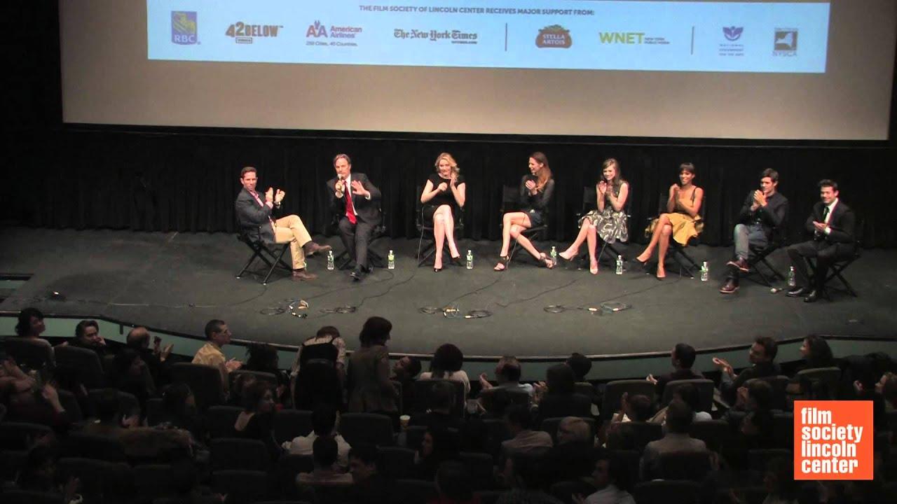 """Q&A w/ Whit Stillman & cast of """"Damsels in Distress"""""""