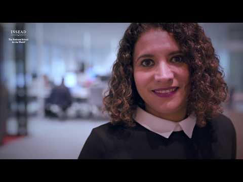 Participant Journeys : Saloua Essalhi, Management Acceleration Programme