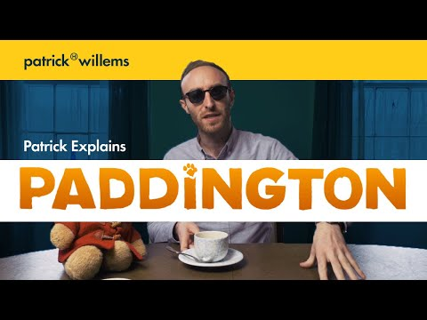 Patrick Explains PADDINGTON (And Why It's Great)