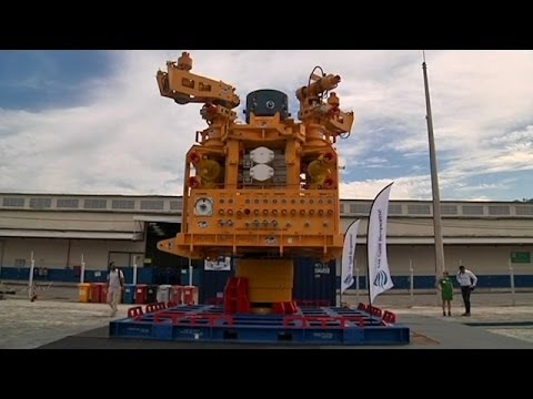 Offshore Oil Drilling Capping Device Unveiled