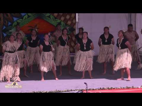 Aorere College Niue Stage Polyfest 2017