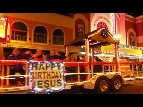 Santa Claus Parade -  Knoxville, Tennessee
