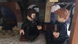Лего трейлер Фантастические Твари 2.