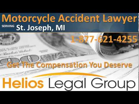 St. Joseph Motorcycle Accident Lawyer & Attorney - Michigan