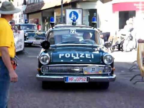 Opel Classic in Bad Wildunger Altstadt