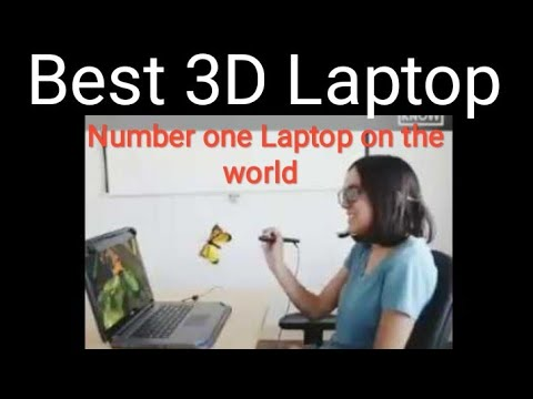 3D Laptop World Number One Laptop. How To Watch 3D Movies In PC/ Laptop