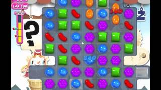 Candy Crush Saga level 697 - 3 stars, no boosters used!