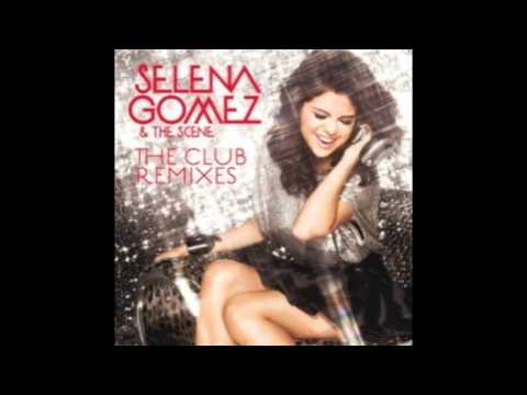 Selena Gomez & the Scene  A Year Without Rain Dave Audé Club Remix