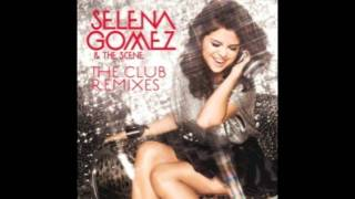 Selena Gomez & the Scene - A Year Without Rain (Dave Audé Club Remix)