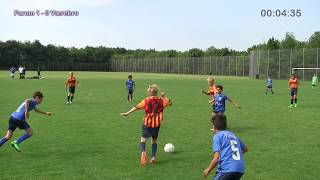 Farum Boldklub/FCN Talent U12(05). Farum - Værebro. Resultat 5-2