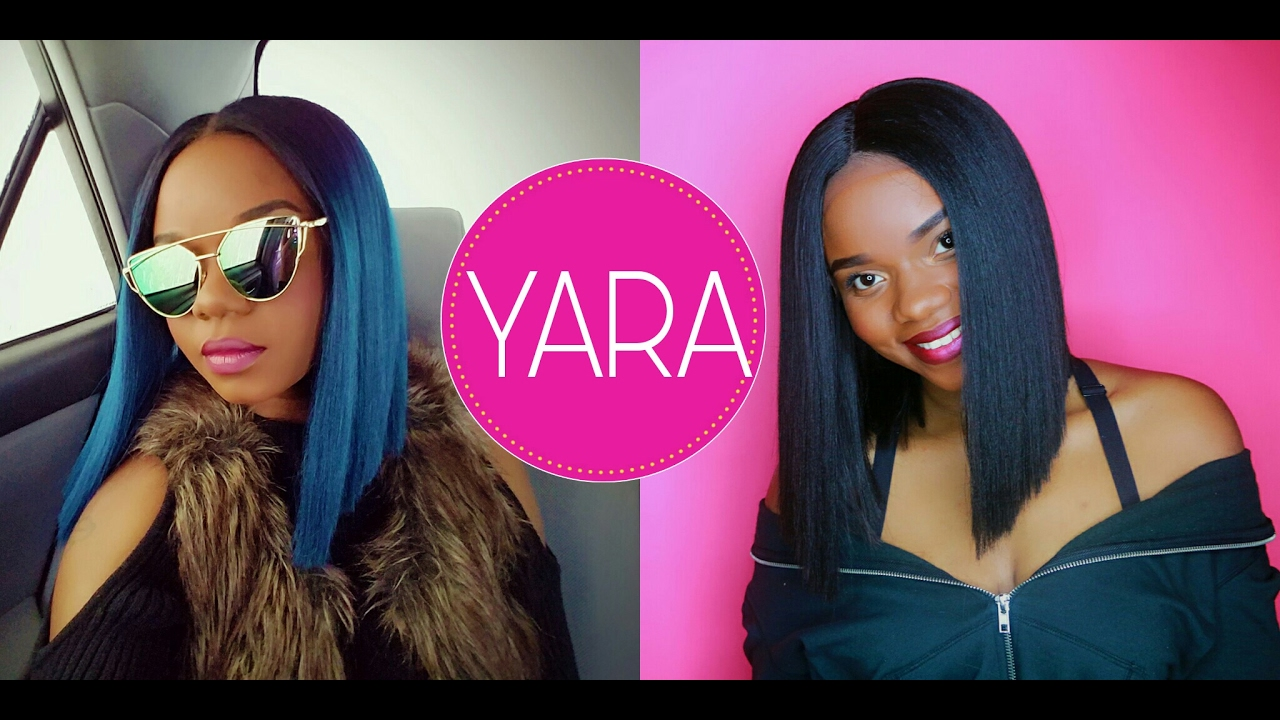 Yara Wig Bobbi Boss Blunt Cut Bob Youtube