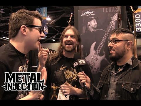 Metal Injection's 2016 NAMM Report | Metal Injection