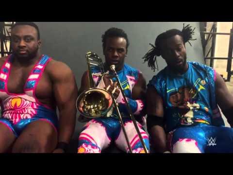 Superstars sing Undertaker's theme