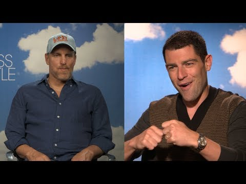 Max Greenfield Says Arm Wrestling Woody Harrelson 'Was the Coolest Thing'