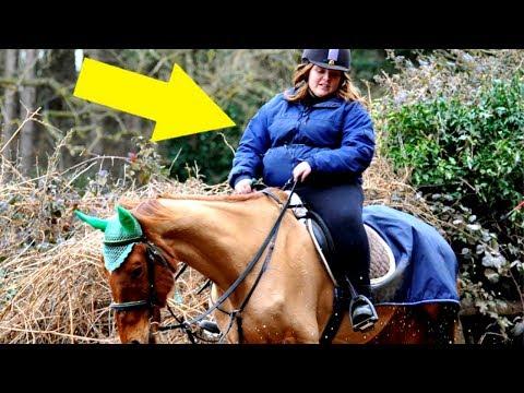 Alle dachten sie liebt Pferde, doch dann kam die Wahrheit ans Licht!