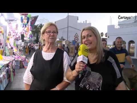 56ª Feria de Octubre de Cartaya - Un paseo por la feria con Mari Carmen (2)