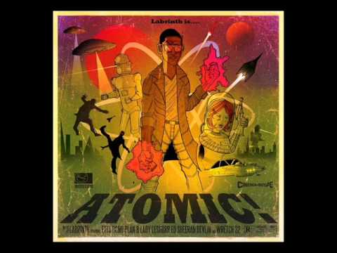 Labrinth - Under The Knife Featuring Etta Bond - Atomic EP Track 5