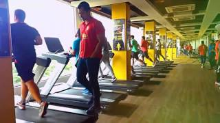 Gold's Gym Bhubaneswar Challenge Day 1