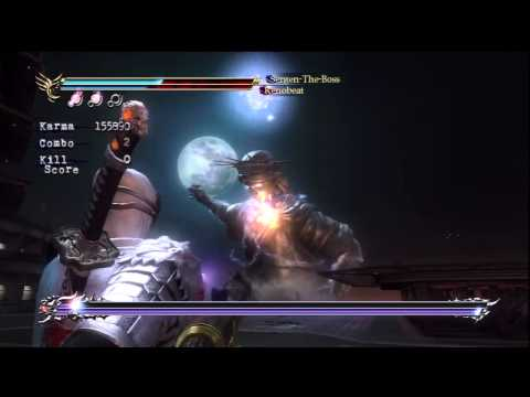 Ninja Gaiden Sigma 2: Team Mission: Ultimate Ninja 03 (With Canon Bullshit) Sergen-The-Boss