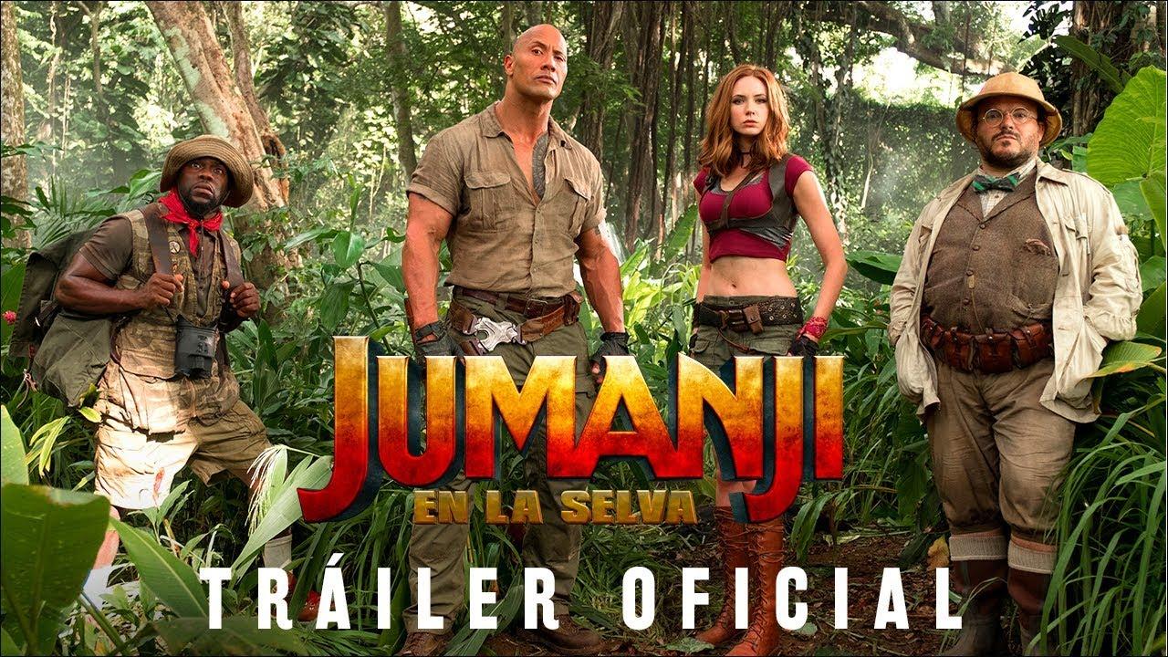 Jumanji 2 Trailer 2 Deutsch