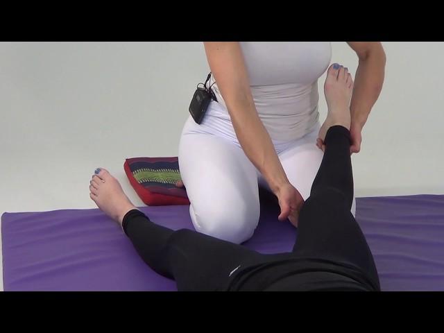 Professional Thai Massage Training Part I: Supine Leg Presses/Compressions