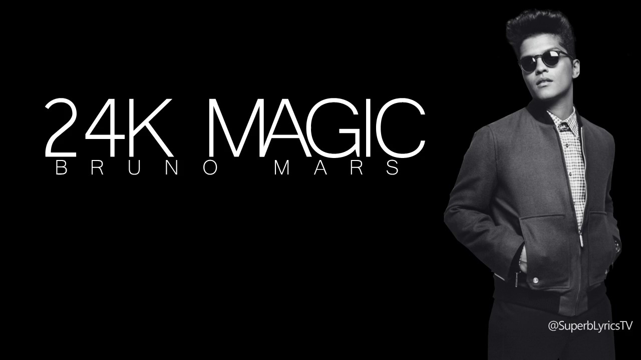 bruno mars magic lyrics