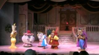 Walt Disney World 2012 : Beauty and the Beast Musical - Hollywood Studios
